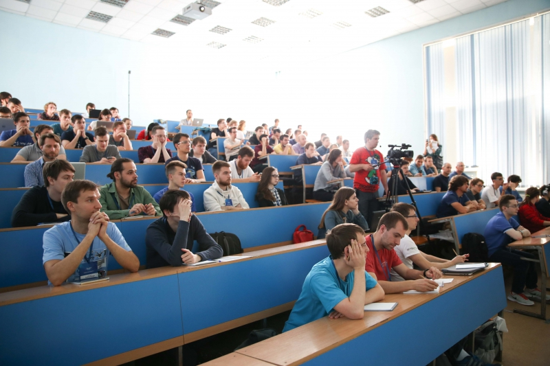 "Employees of the Ardecs company participated in the First Summer School ""Theory and Practice of Parallel Computing"""