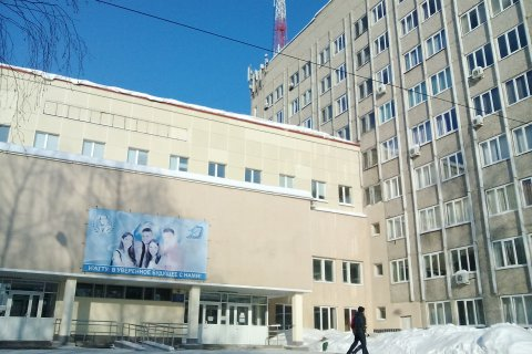 XIX Russian National Programming Tournament in ISTU